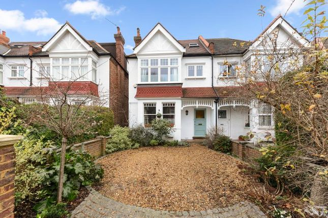 Thumbnail Semi-detached house for sale in Woodfield Road, London
