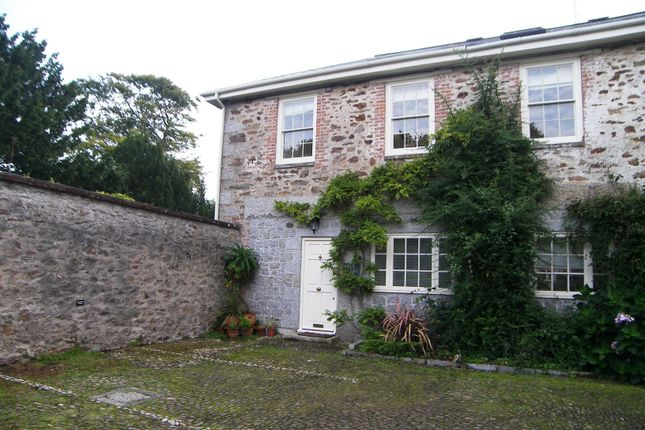 Thumbnail Semi-detached house to rent in Goonvrea, Perranarworthal, Truro