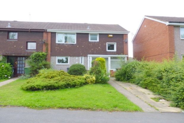 Thumbnail Semi-detached house to rent in Abbots Drive, Bebington, Wirral