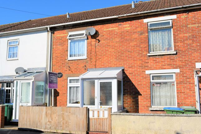 Thumbnail Terraced house for sale in Nelson Road, Shirley, Southampton