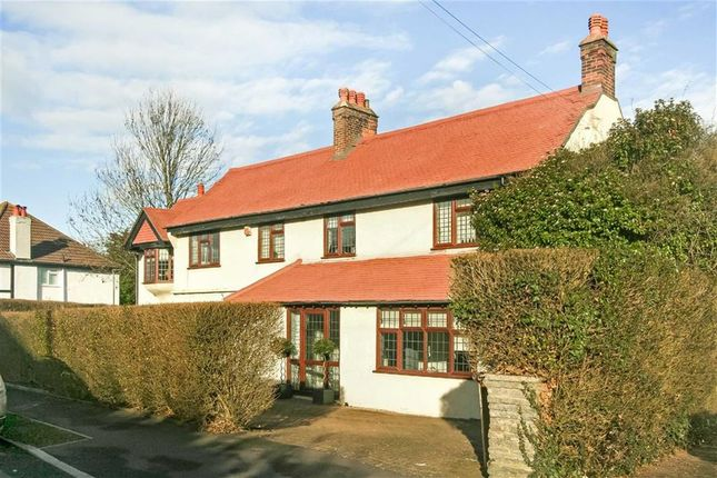Thumbnail Detached house for sale in Hillcrest Road, Purley, Surrey