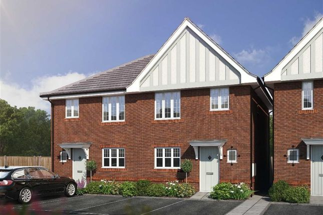 Thumbnail Semi-detached house for sale in St John's Gardens, Tyldesley, Manchester