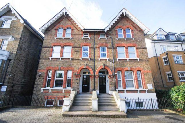 Thumbnail Flat to rent in High Road, Buckhurst Hill