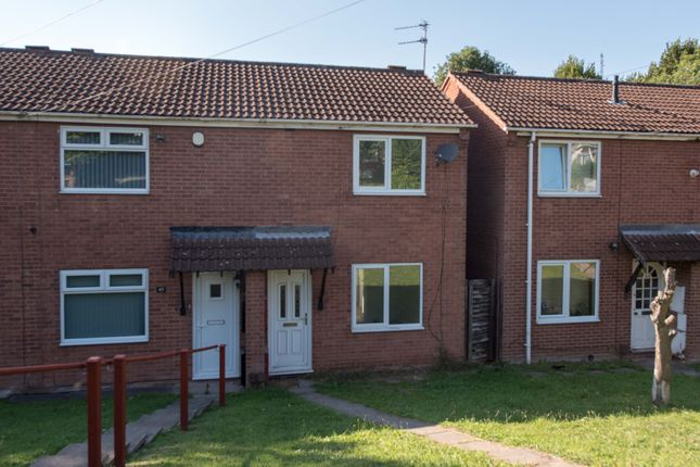 2 bed end terrace house to rent in Mickleborough Avenue, Nottingham NG3