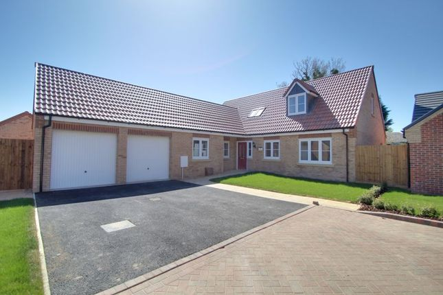 Thumbnail Property for sale in The Grayingham (Plot 35), Wardentree Lane, Pinchbeck, Spalding