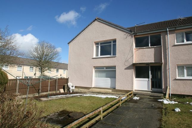 Thumbnail Flat for sale in Woodend Walk, Armadale, Bathgate