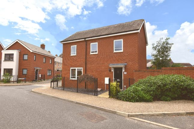 Thumbnail Detached house for sale in Apollo Gardens, Biggleswade