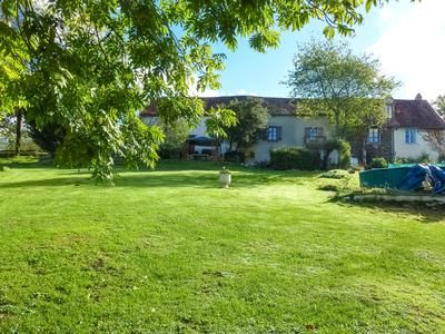 3 bed property for sale in Saint-Benoit-Du-Sault, Indre, France