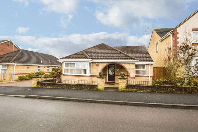 Thumbnail Detached bungalow for sale in Foxglove Way, Brympton, Yeovil