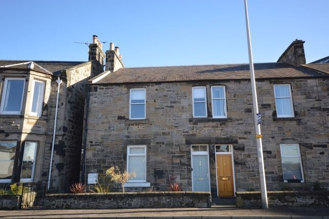 Thumbnail Flat to rent in Cromwell Road, Burntisland