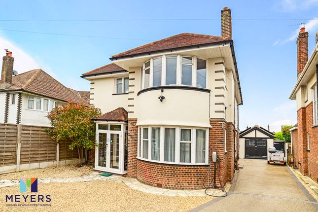 Thumbnail Detached house for sale in Newstead Road, Southbourne