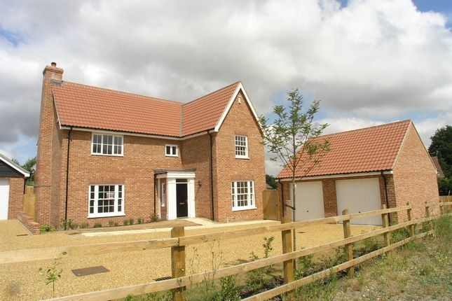 Thumbnail Detached house for sale in The Heathers, St Michaels Way, Wenhaston