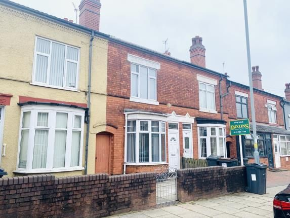 Thumbnail Terraced house for sale in Heather Road, Small Heath, West Midlands
