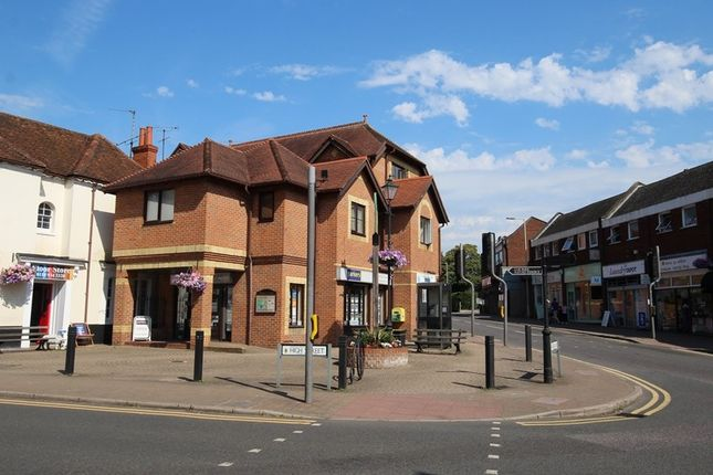 Thumbnail Flat to rent in Bell Court, Wargrave Road, Twyford, Reading