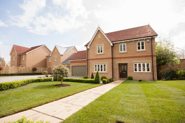 Thumbnail Detached house for sale in The Kingfisher, Plot 7 Lydgate Fields, Fairfield, Hitchin, Herts