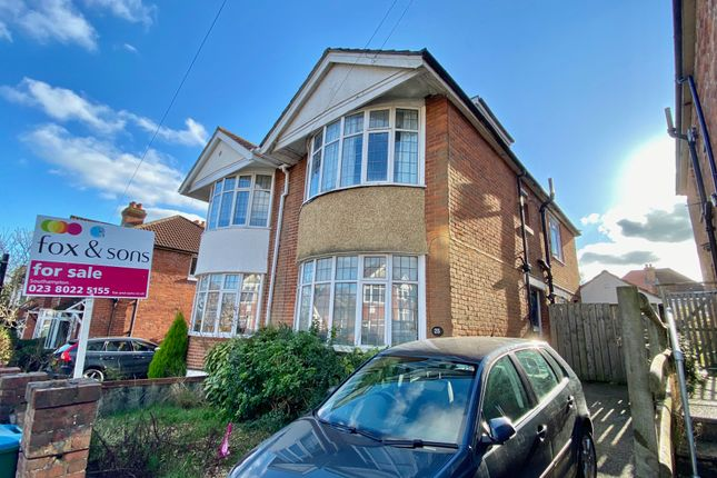 Thumbnail Semi-detached house for sale in Sirdar Road, Portswood, Southampton
