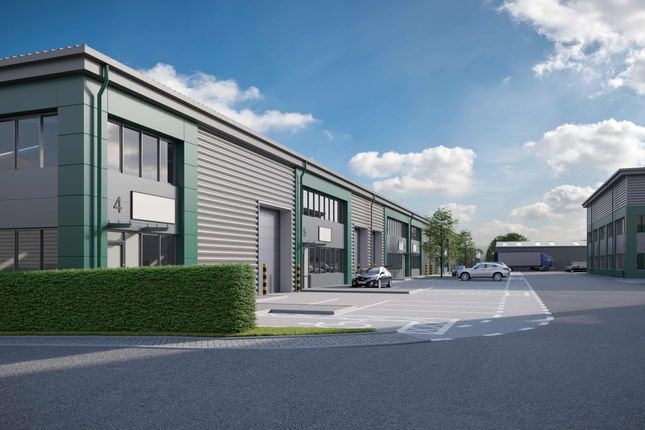 Thumbnail Industrial to let in Trade City Luton, Kingsway, Luton