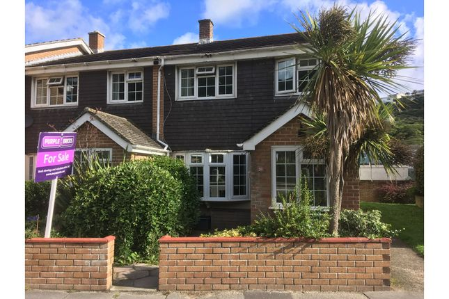 Thumbnail End terrace house for sale in Forth An Nance, Portreath
