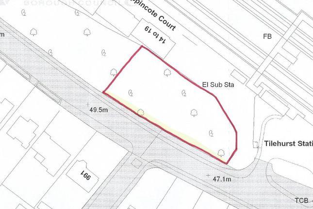 Thumbnail Land for sale in Oxford Road, Tilehurst, Reading, Berkshire