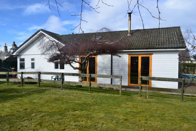 Thumbnail Detached bungalow for sale in 148A Findhorn, Moray