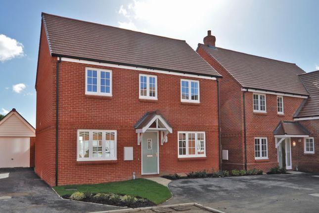 Thumbnail Detached house for sale in Ersham Lea, Ersham Road, Hailsham