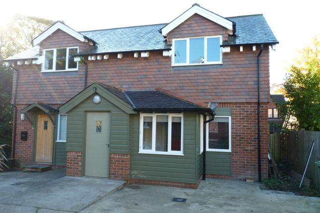 Thumbnail Semi-detached house to rent in Crossways Road, Grayshott, Hindhead