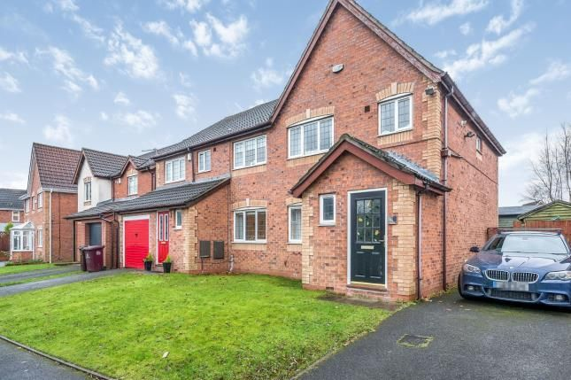 Thumbnail Semi-detached house for sale in Washington Drive, Kirkby, Liverpool, Merseyside