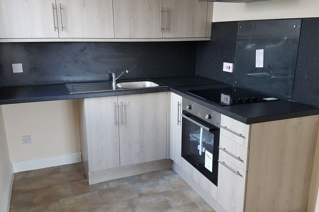 Thumbnail Flat to rent in Huthwaite Road, Sutton-In-Ashfield