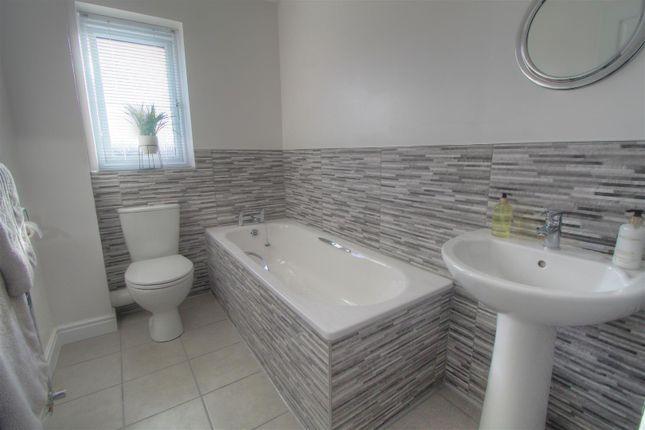 Bathroom of Hanover Crescent, Shotton Colliery, Durham DH6