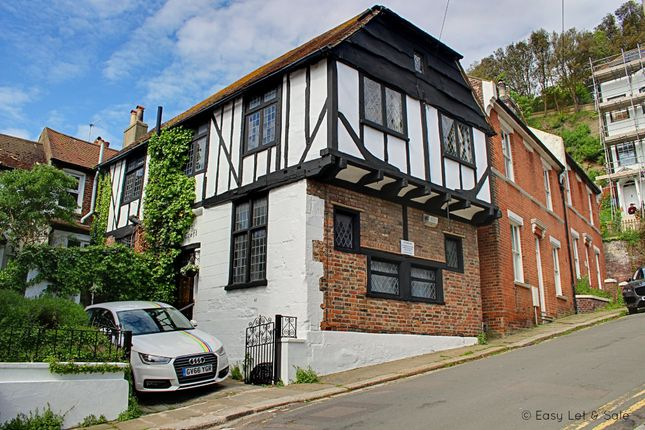 Thumbnail Detached house for sale in Croft Road, Hastings