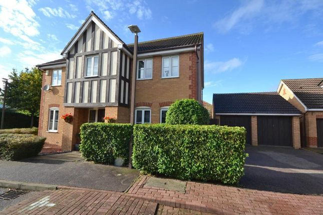 Thumbnail Detached house for sale in Stagshaw Grove, Emerson Valley, Milton Keynes, Buckinghamshire