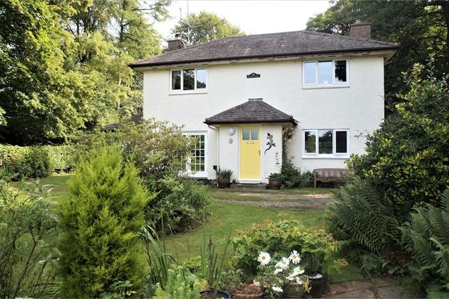Thumbnail Detached house for sale in Santon, Holmrook, Cumbria