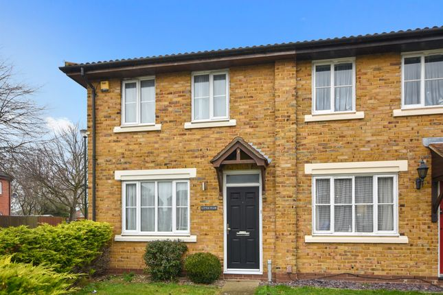 2 bed end terrace house for sale in Sonning Gardens, Hampton