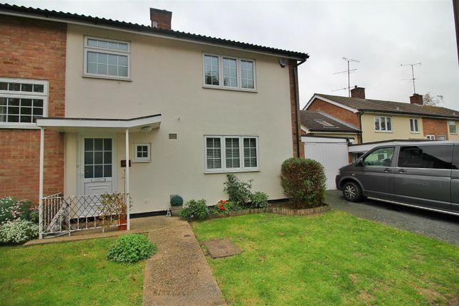 Thumbnail Semi-detached house for sale in Brook Lane Field, Harlow