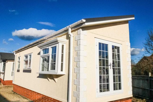 Thumbnail Mobile/park home for sale in Berry Lane, Blewbury, Oxfordshire