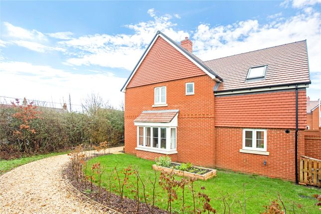 Thumbnail Detached house for sale in Sandy Hill Close, Waltham Chase, Southampton