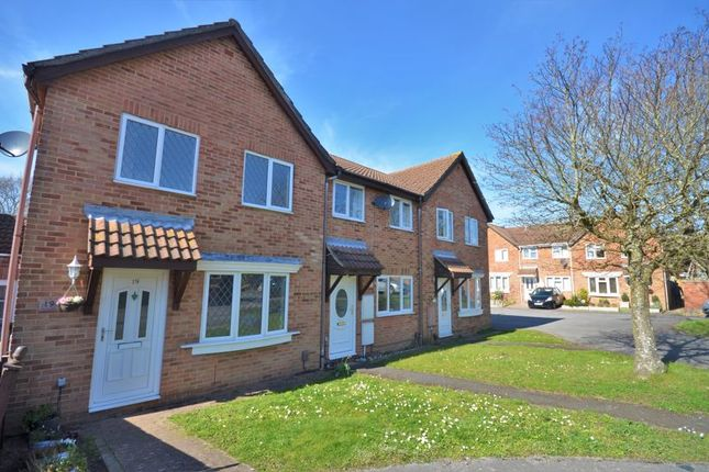 Thumbnail End terrace house to rent in Pennycress, Locks Heath, Southampton