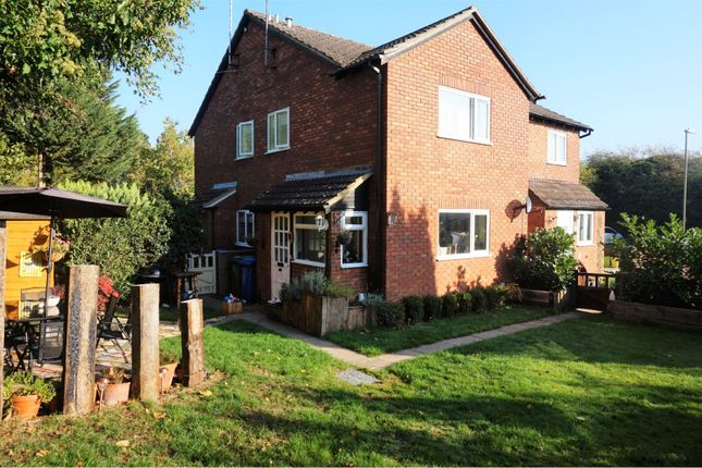 Thumbnail Terraced house for sale in Westglade, Farnborough