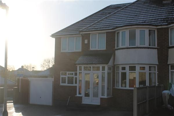 Thumbnail Semi-detached house for sale in Gailey Croft, Great Barr, Birmingham