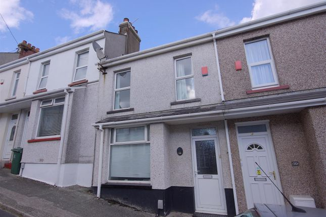 Thumbnail Terraced house to rent in Eliot Street, Weston Mill, Plymouth