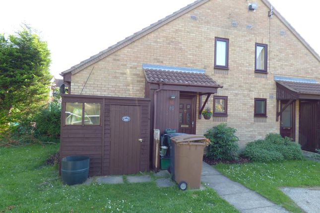 Thumbnail Semi-detached house for sale in Bouchers Mead, Springfield, Chelmsford