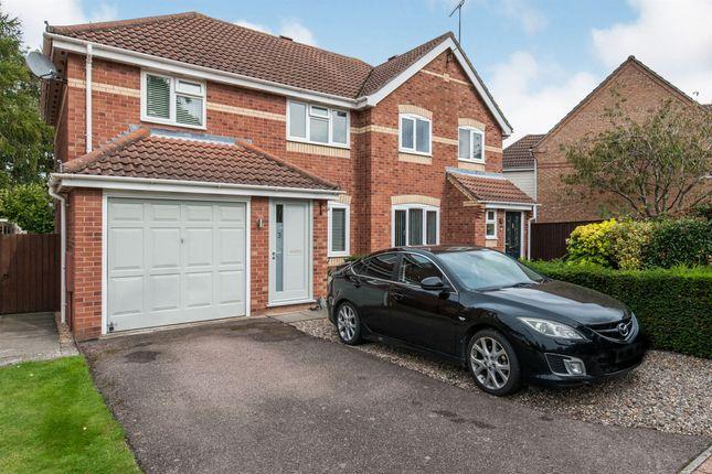 Thumbnail Semi-detached house for sale in Calthorpe Close, Bury St. Edmunds