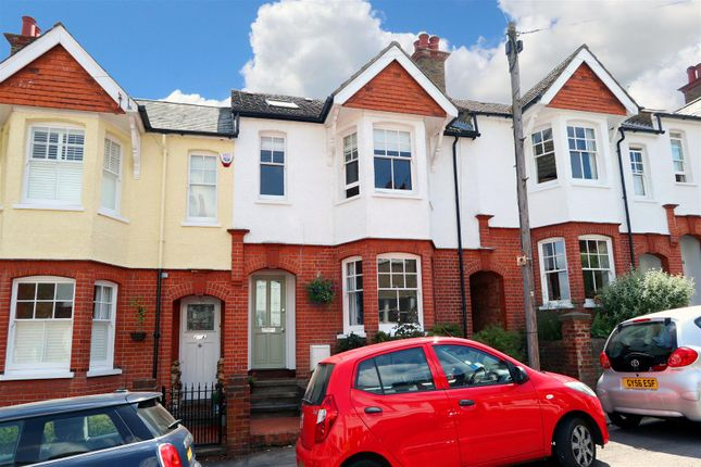 Thumbnail Terraced house to rent in North Road, Berkhamsted