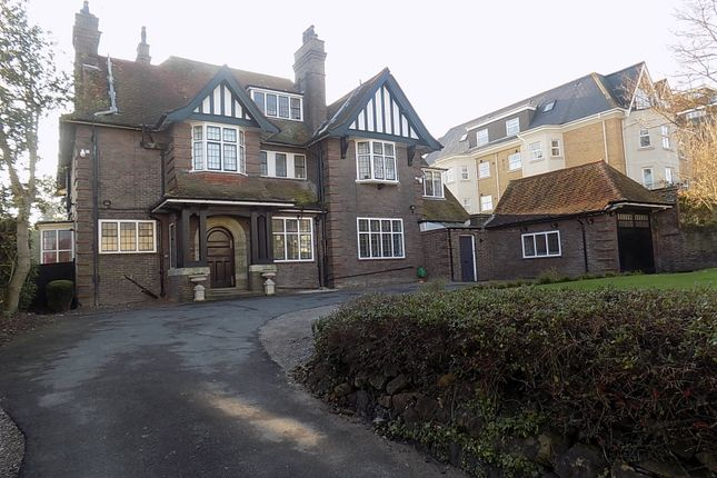 Thumbnail Detached house for sale in The Goffs, Eastbourne
