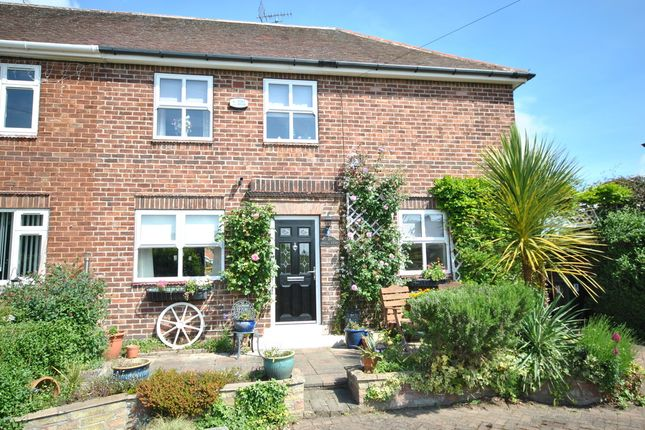 Thumbnail Semi-detached house for sale in Crown Road, Tickhill, Doncaster
