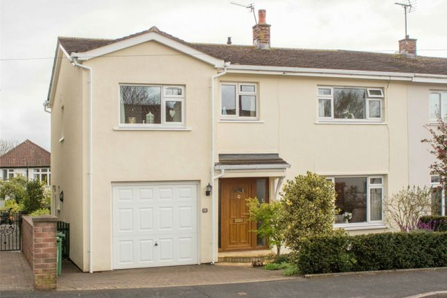 Thumbnail Semi-detached house for sale in Oaktree Crescent, Cockermouth, Cumbria