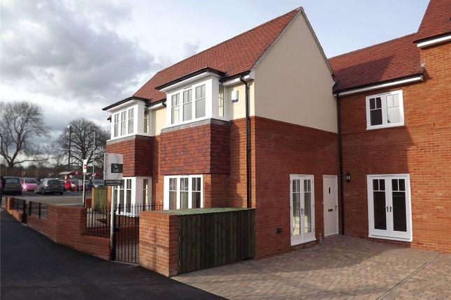 Thumbnail Semi-detached house to rent in Town Lane, Marlow, Buckinghamshire