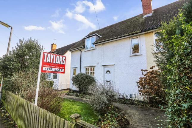 Thumbnail Semi-detached house for sale in Burnell Rise, Letchworth Garden City, Hertfordshire, England