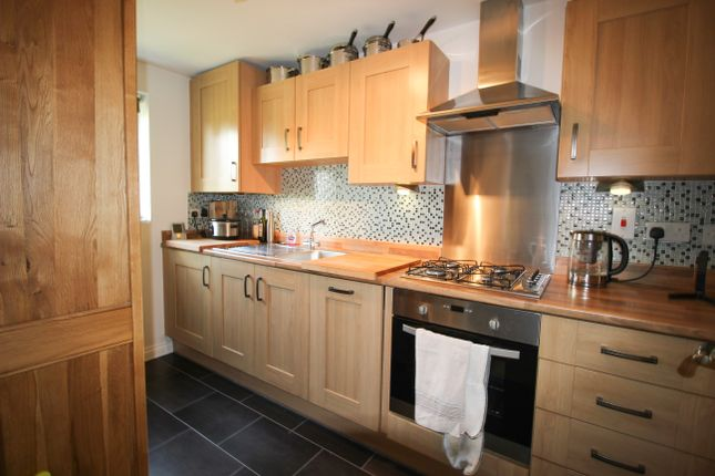 Thumbnail End terrace house for sale in Clenshaw Path, Basildon
