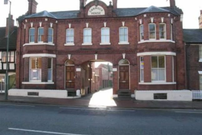 Thumbnail Flat to rent in Cannock House, 182A Abbey Foregate, Shrewsbury